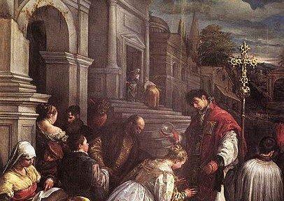 Sanctus Valentinus: Behind the Verse