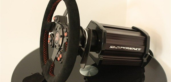 SimXperience AccuForce Pro Steering System