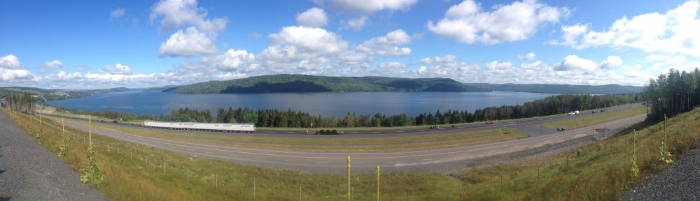 Lac Témiscouata – Homage to a Lost Canadian Highway Rest Stop