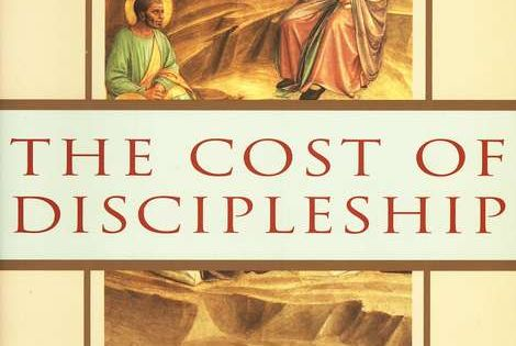The Quotable Cost of Discipleship by Dietrich Bonhoeffer