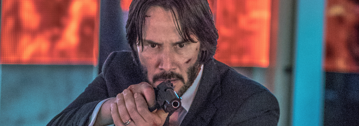 John Wick. A hot take. In five parts. A thread.
