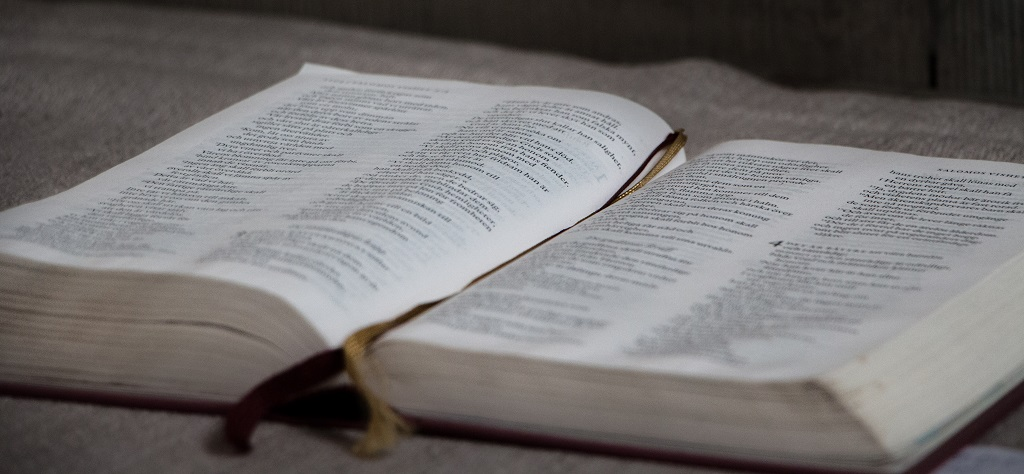 How I Read the Bible